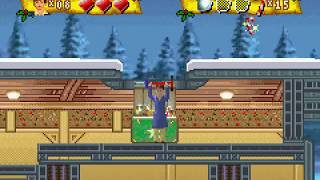 Game Boy Advance Longplay [183] The Polar Express