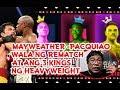 MAYWEATHER PACQUIAO WALA NA TALAGANG REMATCH! INOUE VS. DONAIRE AT ANG 3 HARI NG HEAVYWEIGHT