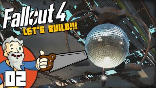 """SHINY DISCO BALL!!!"" Fallout 4 LET"