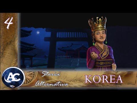 Civilization 6 Rise and Fall - Seondeok #4 (Storia Alternativa)