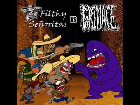 Filthy Señoritas - Live Split 2013