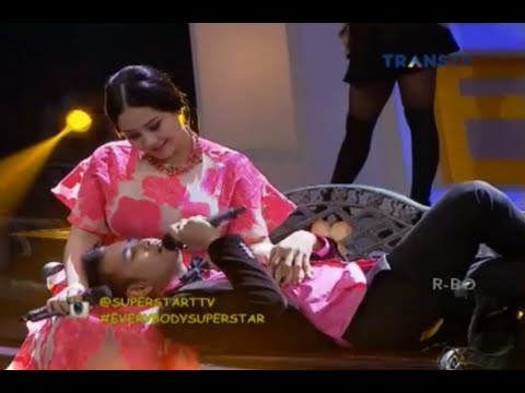 Raffi Feat Nagita Slavina - Jangan ada Dusta Di antara Kita - Everybody Superstar Trans Tv