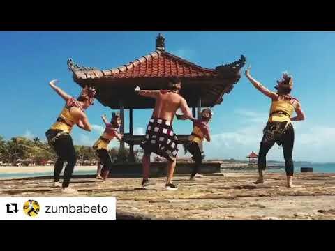 Shakira syuting video klip di Bali