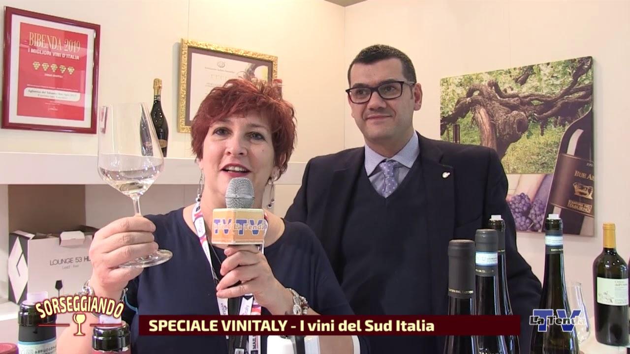 Sorseggiando _ Speciale Vinitaly 2019 - I vini del Sud Italia