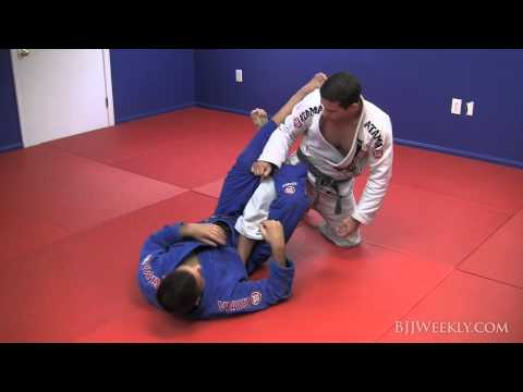 Augusto 'Tanquinho' Mendes - Passing the 50/50 Guard - BJJ Weekly #058