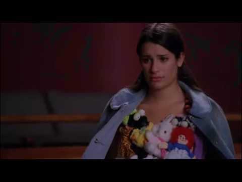 Glee - Rachel asks Shelby for help with her Lady Gaga costume 1x20