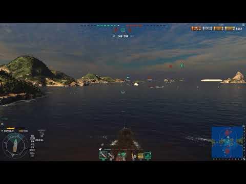 World of Warships Izyaslav