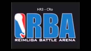 Cro vs. BlaDesa HR3 - RBA Battle (Hinrunde 3) (2015)