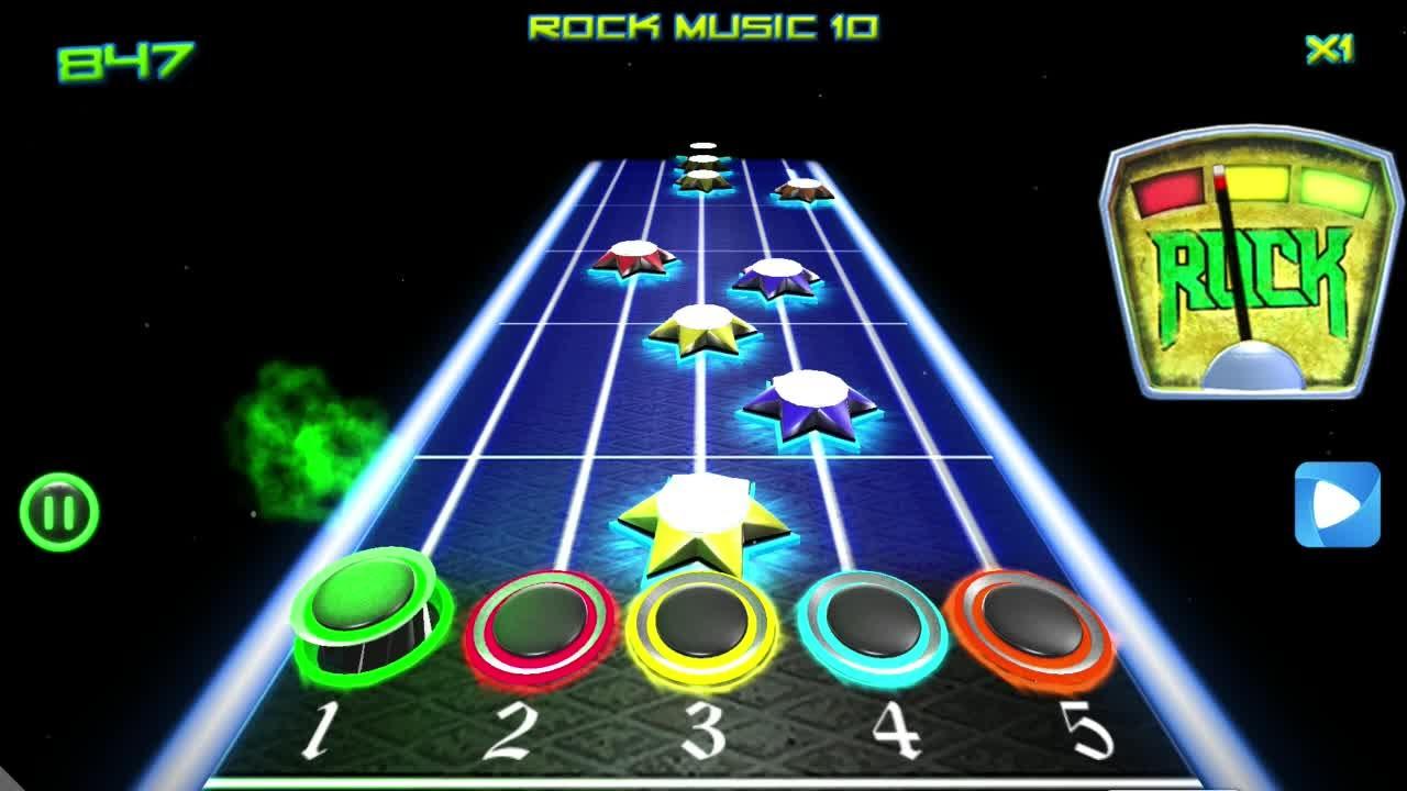 Bosen? Nih Cobain 5 Game Guitar Hero Terbaik di Android