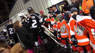 El Paso Rhinos Hockey - outdoor game / highlights 02.14.2014(, 2014-02-15T00:36:12.000Z)