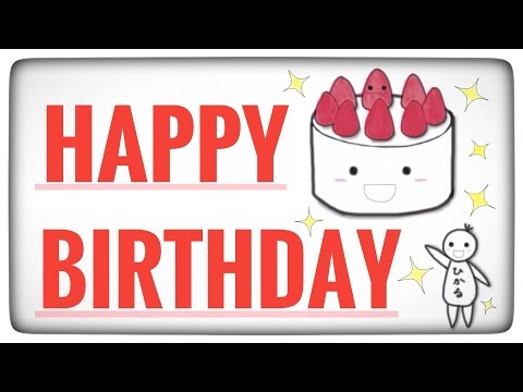 Hikaru Shirosu - Happy Birthday (Original Music Video)