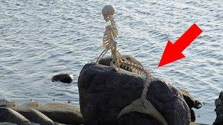 पत्थर पर बैठा हुआ वो जलपरी की कंकाल का रहस्य | Mystery of Mermaid in Copenhagen in Hindi