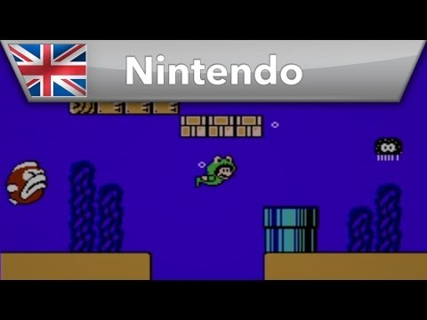 Super Mario Bros. 3 - Trailer (Wii U & Nintendo 3DS)