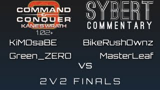 kimosabe green zero vs bikerushownz masterleaf 2v2 finals kane s wrath 1 02