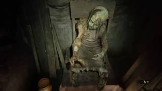 Resident Evil 7 Madhouse Speedrun tryout inf ammo part 2