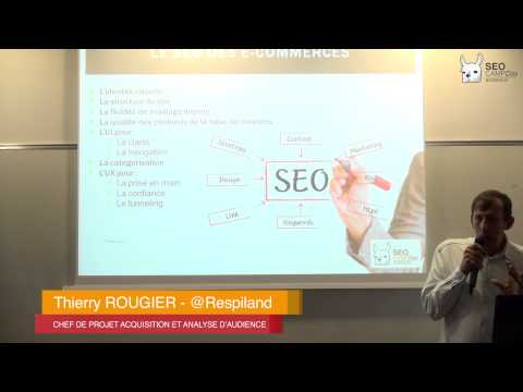 SEO des sites E-commerce : Le business-model gagnant avec Thierry Rougier