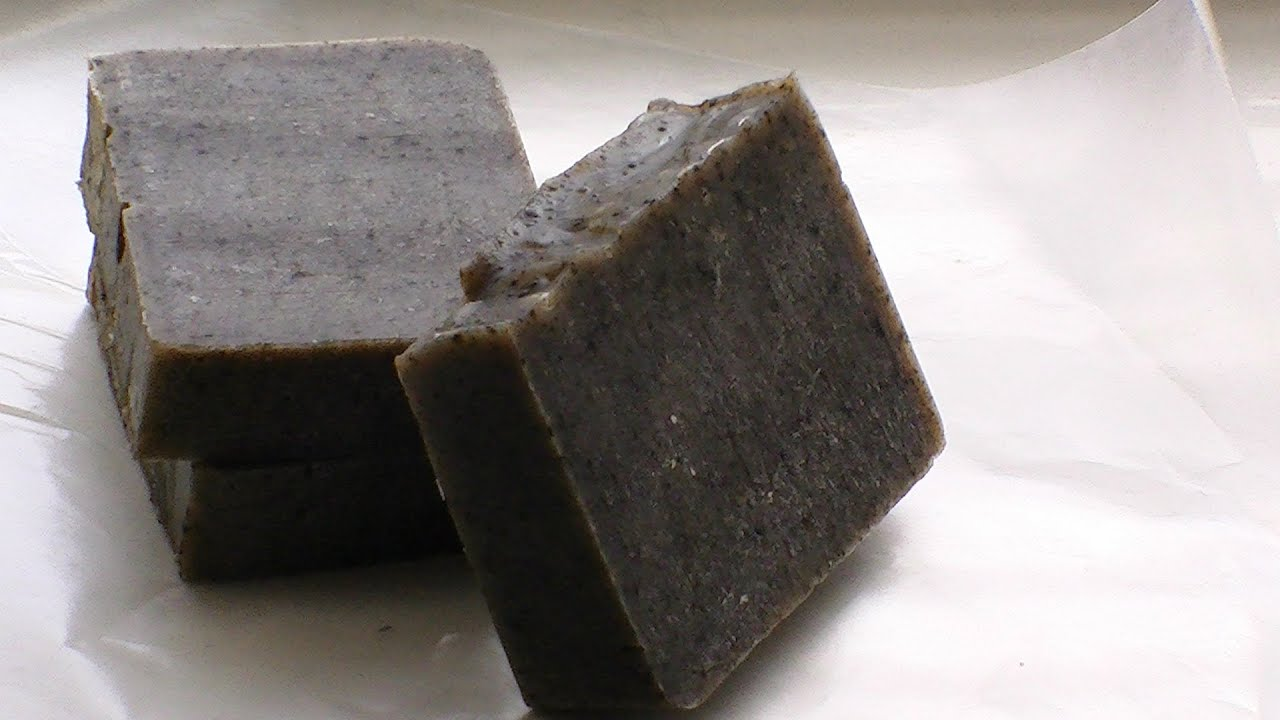 Making African Black Soap - Youtube-6096