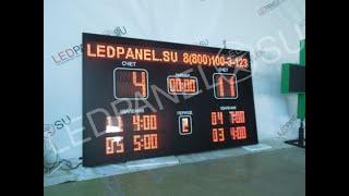 Универсальное спортивное табло для хоккея(, 2015-01-29T08:55:26.000Z)