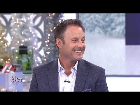 Chris Harrison Recounts Presenting The Ladies of THE REAL Their Emmy