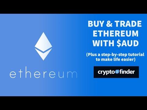 Buy Ethereum ETH In Australia (with AUD)