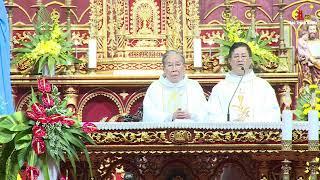 Trực Tiếp - Thánh Lễ Mừng Kính Các Thánh Trên Trời Tại Đền Thánh Bác Trạch - Giáo Phận Thái Bình