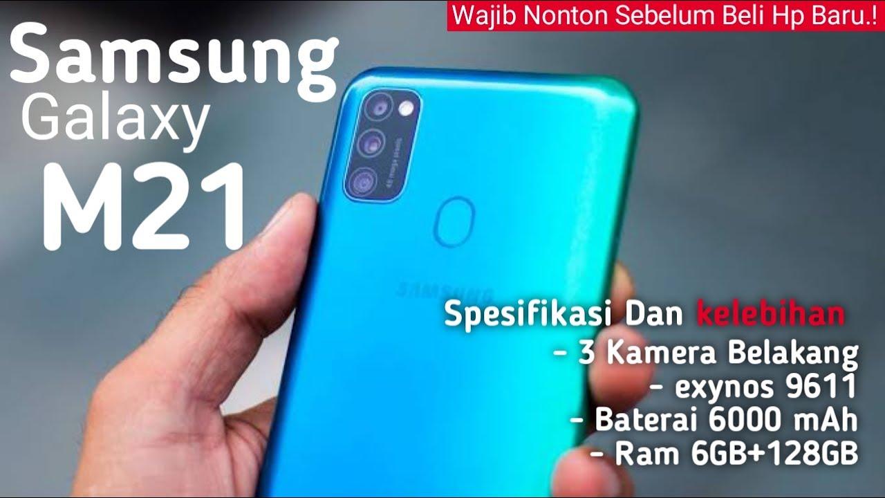 Spesifikasi dan Harga Samsung Galaxy M21 -Indonesia - YouTube