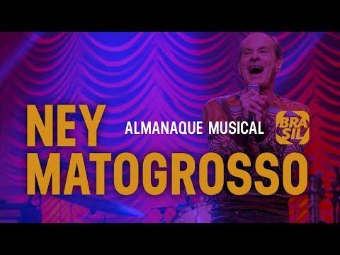 Ney Matogrosso e Marisa Orth - Fala l Almanaque Musical