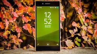 Sony Xperia Z5 - taka ładna, taka elegancka