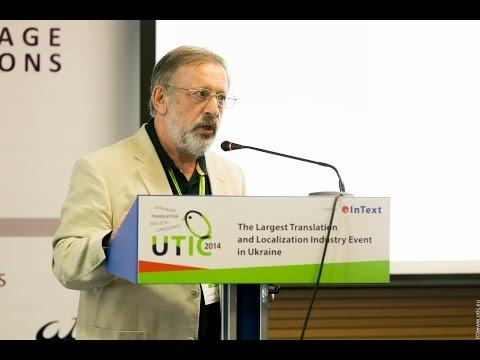 UTIC-2014. Качество переводческой услуги и перевода технического текста. С. Шалыт