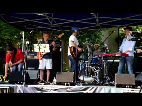 Kelly Jamieson and the Keepers @ the Markham Village Music Festival, June 20, 2015