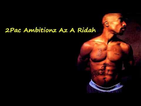 2Pac Ambitionz Az A Ridah(mp3)+Download