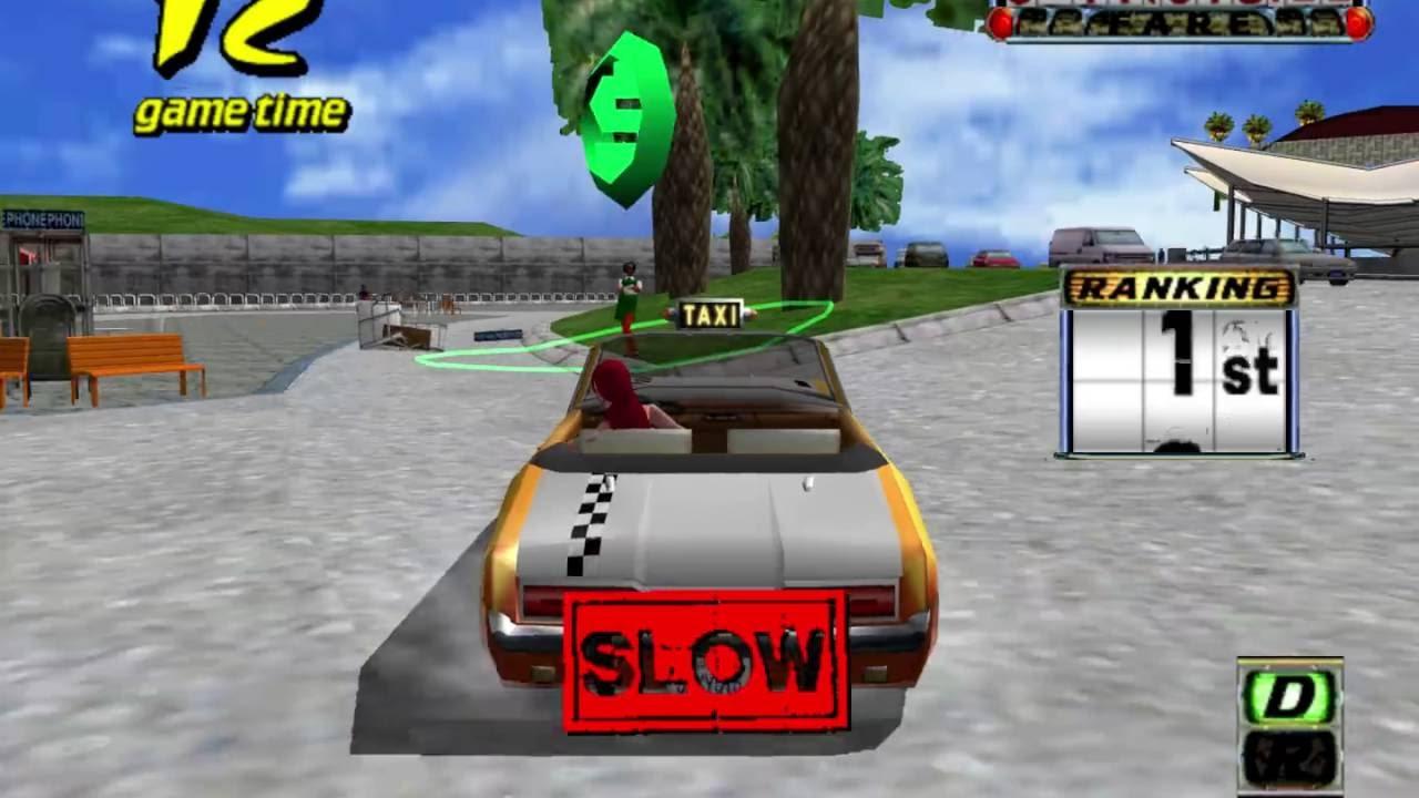 [TAS] GC Crazy Taxi by solarplex in 06:02 76
