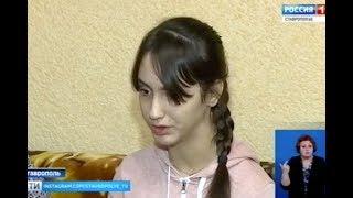 Камила Гаджиева 13 лет редкая доброкачественная опухоль головного мозга – гамартома гипоталамуса