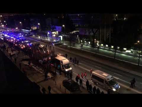Marsz Pamięci Żołnierzy Wyklętych W Warszawie || 1 Marca 2018 R.