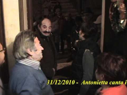 Gambatesa maitunat notte 31 dic 2010 maitunat di Antonietta Genovese
