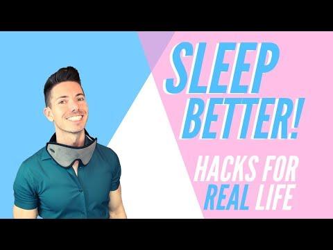 hacking-real-life-sleep-problems- -sleep-hacks-for-busy-people