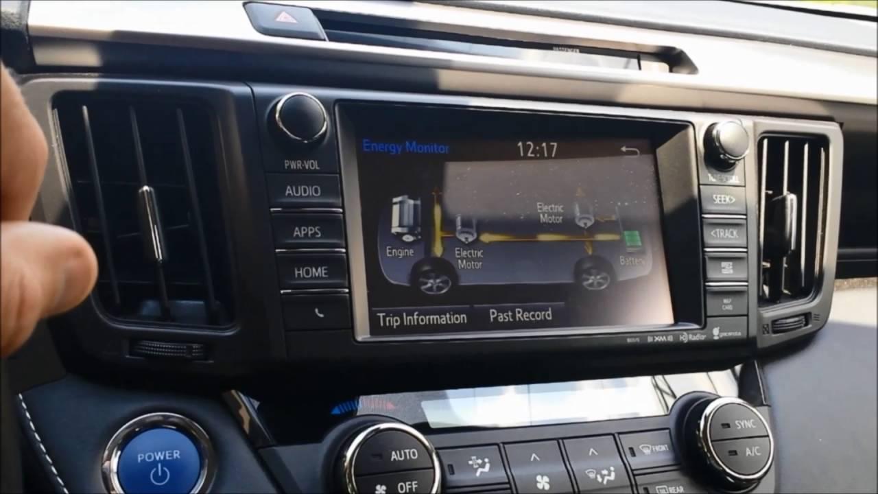 2016 Toyota Rav4 Hybrid Ev Only From The Start