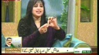 Dr.Sajida Shahnawaz PTV Interview - 6 Star IVF ICSI Pakistan