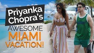 Priyanka Chopra's Miami vacation gives us major holiday goals!