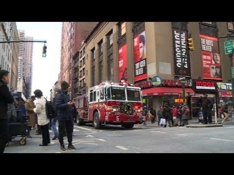 Attentat New York