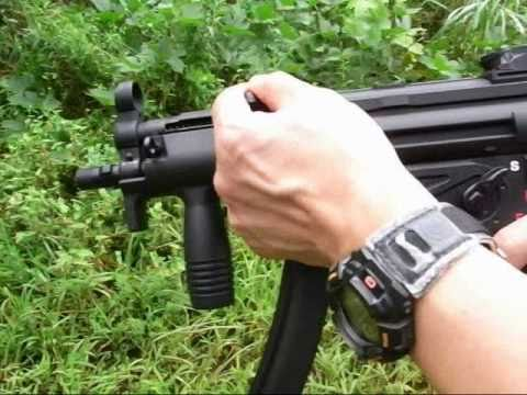 Classic Army MP5K-A3-PDW