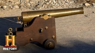"""Best of Pawn Stars: Antique Cannon from """"Magnum, P.I."""" 