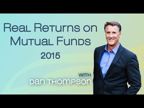 Real Returns on Mutual Funds in 2015 - Mutual Fund 2015 Study