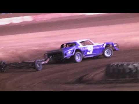 Perris Auto Speedway 3 7 20 N O D #1Figure 8 Trailer Race Main Event