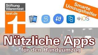 Handywechsel: So klappt der Datenumzug zum neuen Smartphone - egal ob iOS oder Android (Test 2018)