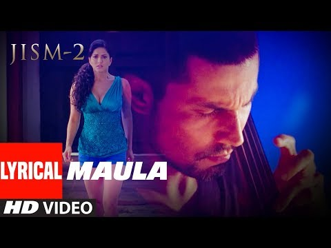 Ishq Bhi Kiya Re Maula With LYRICS | Jism 2 | Sunny Leone, Randeep Hooda, Arunnoday Singh