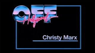 Off Hollywood: Christy Marx (Creator of the original Jem and the Holograms)
