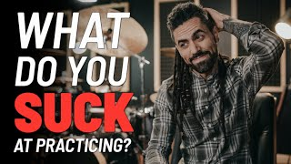 What Do You Suck At Practicing? | Orlando Drummer Podcast