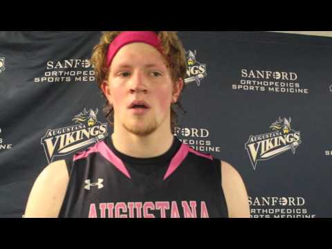 Dan Jansen talks about the teams outright, NSIC regular season title and the rest of the season