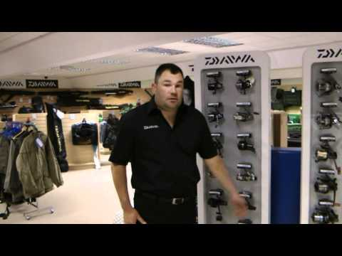 Will Raison Visits The Daiwa Floor @ Fosters Of Birmingham